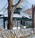 Revert House, Beatty, NV, USA