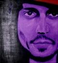 Johnny Depp by Fleur Coucke