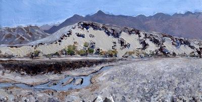 Salt Creek, Death Valley, CA, USA