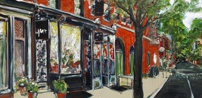 siojo Salon, Old City, Philadelphia, PA, USA