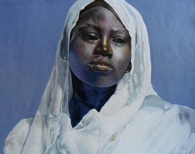 La ragazza di Kidal-Mali