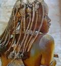 Donna Himba-Namibia