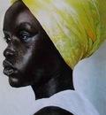 Donna con turbante