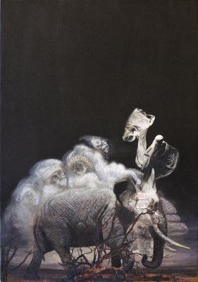 Fin des elephants