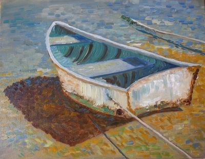 Boat, 2014