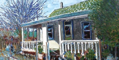 Amina's House 3, Beatty, NV, USA