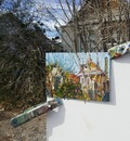 Amina's Yard 5, Beatty, NV, USA