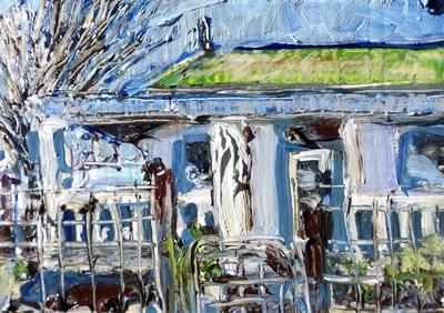 Amina's Yard 6, Beatty, NV, USA