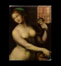 Canvas Print of Cleopatra Death Art