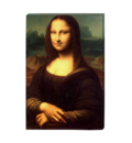 Canvas Print of Mona Lisa Art by Leonardo da vinci