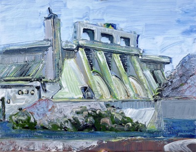 Davis Dam, Laughlin, NV, USA