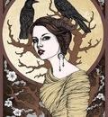 Girl WIth The Crows