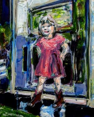 The Pupchild 01, Beatty, NV, USA