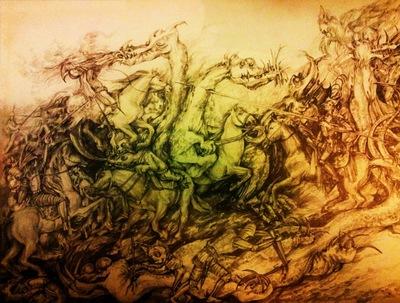 Armageddon battle