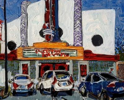 Heights Theater, Houston TX USA