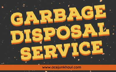 Garbage Disposal Service