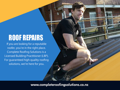 Roof Repairs Auckland