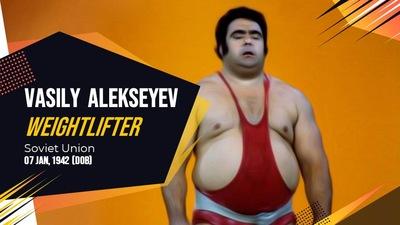 vasily alekseyev