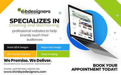 Best Web Designing Company in Brampton