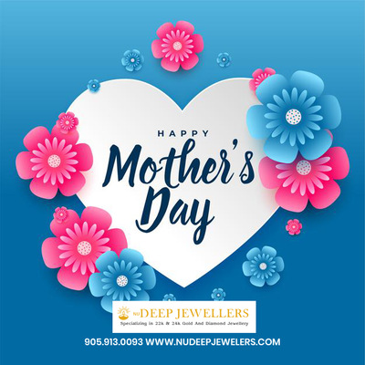 Wishing you a very special Mother's Day.