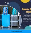 Luggage Storage Stasher