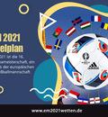 EM Spielplan 2021