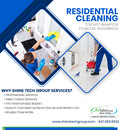Residential Cleaning Services in Brampton, Toronto, and Etobicoke