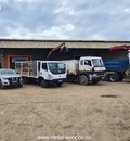 Scrap Metal Collection in Christiana South Africa