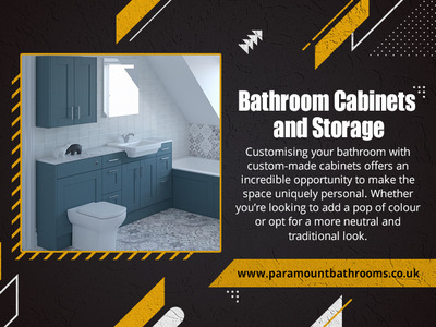 Bathroom Cabinets and Storage