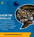 Magasin Vin Bruxelles
